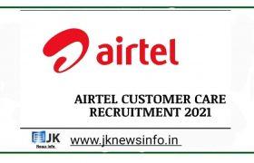 Airtel Customer Care Jobs recruitment 2021 200 posts - Apply Now